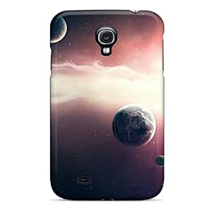 Galaxy S4 Space Print High Quality Frame Cases Covers
