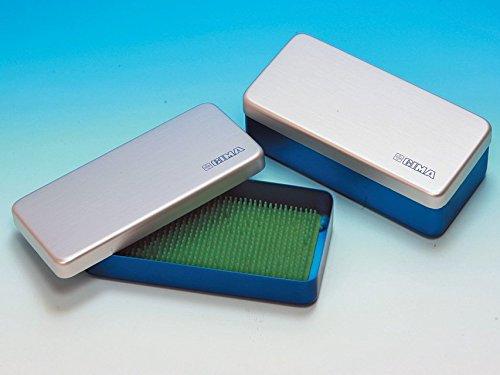 GIMA 26663 Aluminium Box, 18.5 cm x 9.5 cm x 3 cm