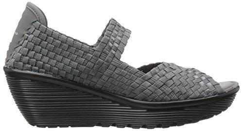 Sandales, color Gris , marca SKECHERS, modelo Sandales SKECHERS 38522S Gris
