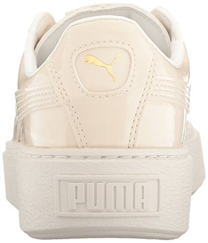 clearance outlet locations PUMA Women's Basket Platform Patent Wn's Field Hockey Shoe Oatmeal-oatmeal outlet choice outlet huge surprise nicekicks ELLseup