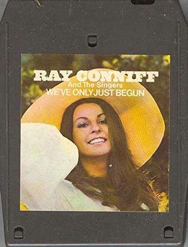 RAY CONNIFF & THE SINGERS: We've Only Just Begun -26411 8 Track Tape