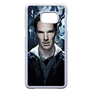 Benedict Cumberbatch 008 Samsung Galaxy Note 5 Edge Cell Phone Case White Protective Cover