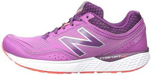 Running New 520 Balance Orchid Chaussures Femme Deep qZ6F0w6Ux