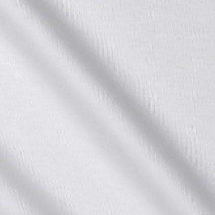 606ef2cafa9 Image Unavailable. Image not available for. Color: TELIO Organic Cotton  Interlock Knit White ...
