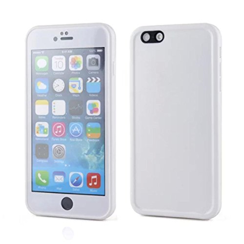 For iPhone 6 Plus/6s Plus Case,GBSELL Waterproof Shockproof Hybrid Rubber Case Cover