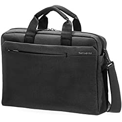 "Samsonite Cartella Network 2 Laptop Bag 17.3"" 17 liters Nero (Charcoal) 51885-1174"