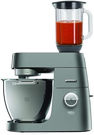 Kenwood Titanium Chef XL System Pro Robot de cocina, 1700 W, 5 kg ...