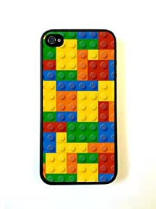 Building Blocks iphone 4 Cover Iphone 4s Case - For iphone 4 Cover Iphone 4s-...
