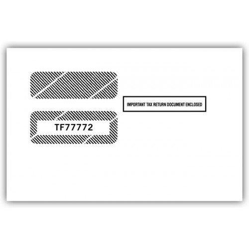 Self Seal Tax Form 1099 R Envelopes