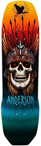 Powell Peralta Andy Anderson Flight Deck 289 8.45in.