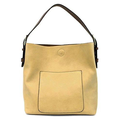 Joy Susan Classic Hobo Handbag (Celedon)
