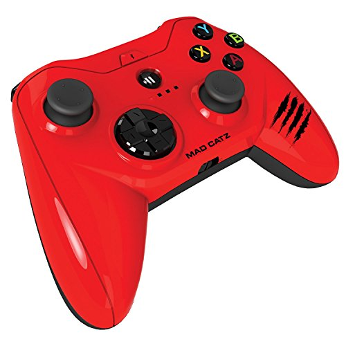 CTRLR Micro Mobile Gamepd Red