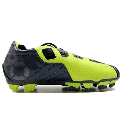 Nike Total90 Shoot Iii Fg Mens Klotsar Blå Metallic Skymning / Volt-svart