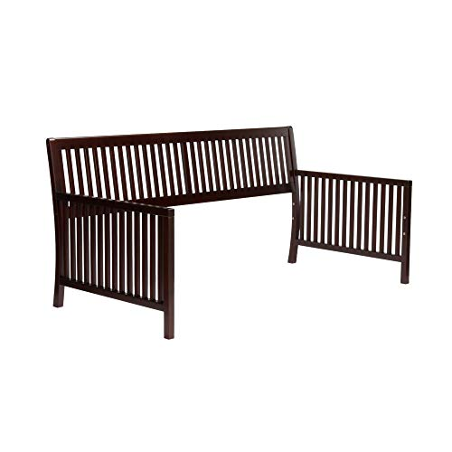 home, kitchen, furniture, bedroom furniture, beds, frames, bases,  beds 6 discount Leggett & Platt Mission Complete Wood Daybed with Link in USA