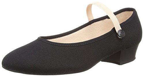 Bloch Dance Black Shoes Accent Womens 6ncWf6r