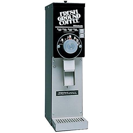 Grindmaster Cecilware 875S Commercial Coffee Grinder Black