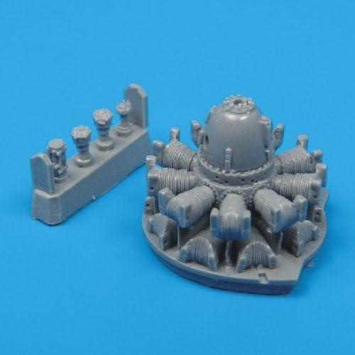 クイックブースト 72003 1/72 P-47D サンダーボルト エンジン P&W R2800 タミヤ用