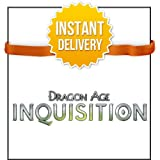 DRAGON AGE INQUISITION - PC Game Origin Key Code