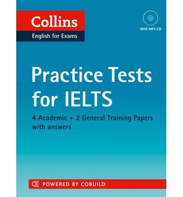 Collins Practice Tests for IELTS: Amazon co uk