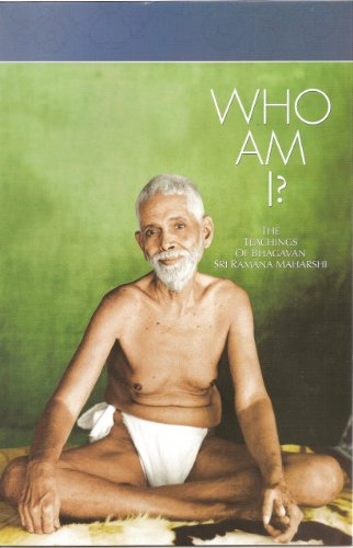Who Am I?: The Teachings of Bhagavan Sri Ramana Maharshi [Bhagavan Sri Ramana Maharshi] (Tapa Blanda)