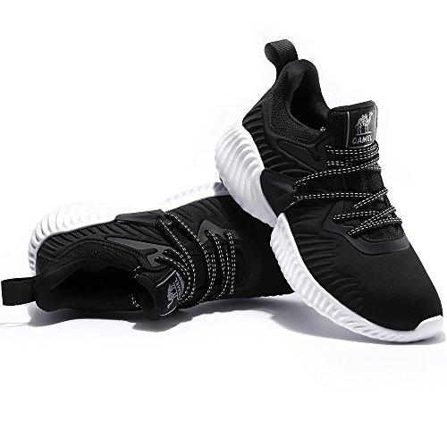 Crown Traspiranti Black Comode Donna Da Corsa Ginnastica Camel Sneakers 1 Leggere Scarpe Tennis Trail Bwqdz7Uz