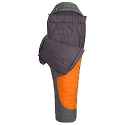 Marmot Trestles 0 Long Synthetic Sleeping Bag, Long-Left, Gold