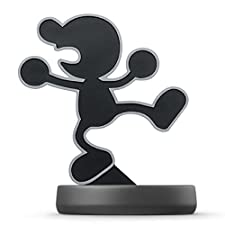Nintendo Mr. Game & Watch Amiibo (Super Smash Bros. Collection) For Wii U