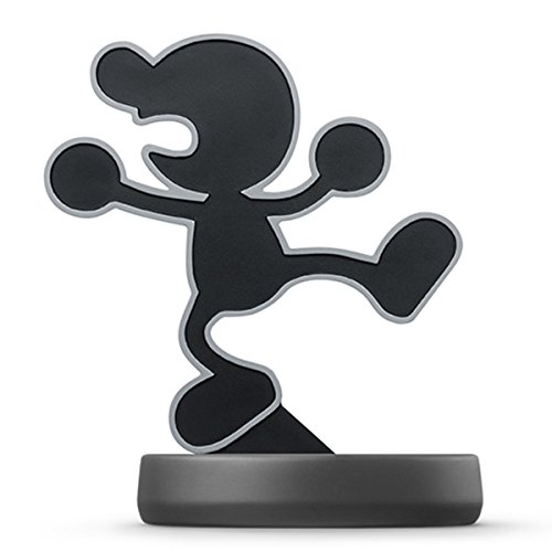 Nintendo Mr. Game & Watch Amiibo (Super Smash Bros. Collection) For Wii - U Stores In Village