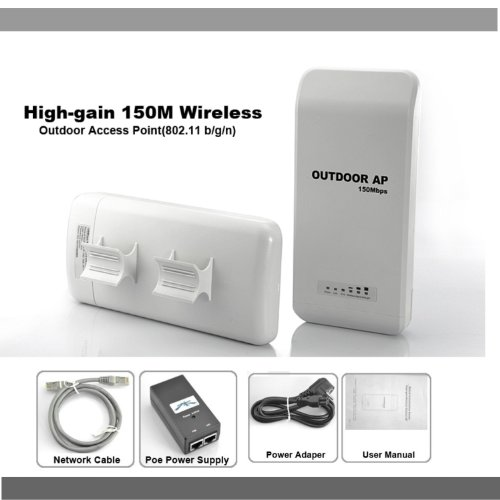 BLink 300 Mbps Wireless Outdoor CPE Access Point, Long range...