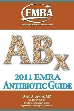 (2011 EMRA Antibiotic Guide)