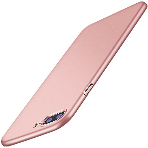 Jack And Rose Costume (Wouier PC Hard Ultra-Thin Case Protective Anti-Scratch Sleeve Back Cover For Apple IPhone7 7plus (iPhone 7 Plus 5.5inch, Rose Gold))