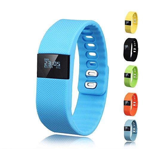 TW64 Smart Watch Blue - 2