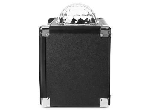 812715015046 - ION Audio House Party (iPA18L) | Portable Sound System with Built-In Light Show (Black / 8W) carousel main 2