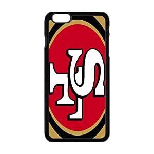 QQQO san francisco 49ers logo Hot sale Phone Case for iPhone 6 Plus Kimberly Kurzendoerfer
