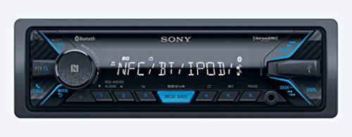 Sony DSXA405BT Digital Media Receiver with Bluetooth & Satellite Radio  Discontinued by manufacturer