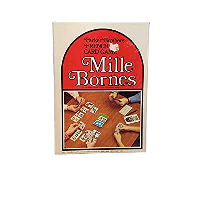 MILLE BORNES Vintage French Card Game (1962/1964 COMPLETE!): Toys & Games