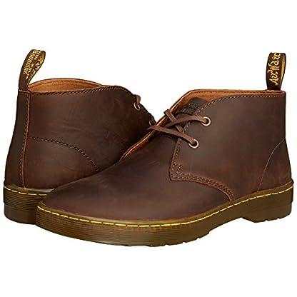 Dr. Martens CABRILLO Crazy Horse GAUCHO, Men's Desert Boots 7