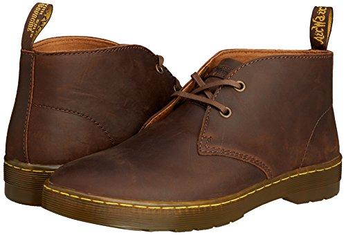 bd1a68a6b66 Dr. Martens CABRILLO Crazy Horse GAUCHO, Men's Desert Boots