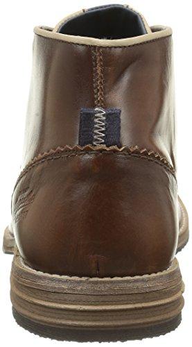 Gaastra Cradle Mid, Stivali Bassi con Imbottitura Leggera Uomo Beige (2400 Cognac)