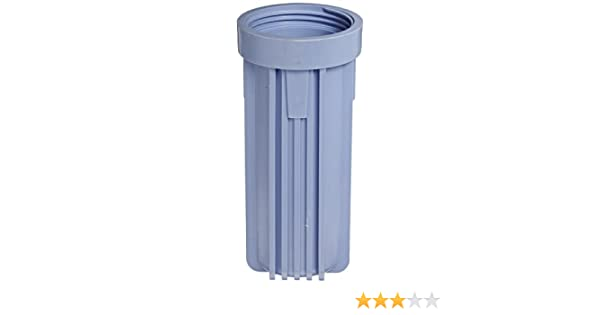 Pentek 153001 #10 Standard Blue Housing Sump