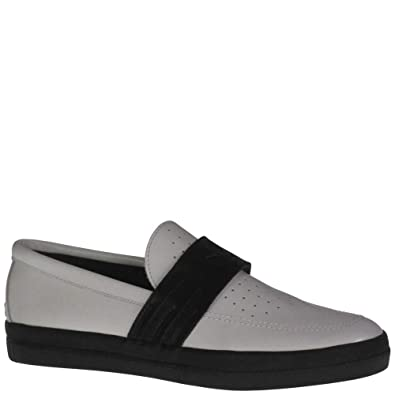 finest selection 59184 4c0d0 ... spain amazon adidas mens acapulco x nak slip ons white core black white loafers  slip ons