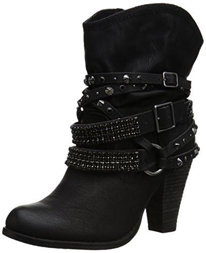 Black Not 8 Boot Slouch 5 US M Women's Black Swanky Rated aqwvaA