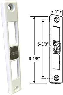 Patio Door Keeper for Dual-Point Mortise Lock Works on Milgard Patio Doors