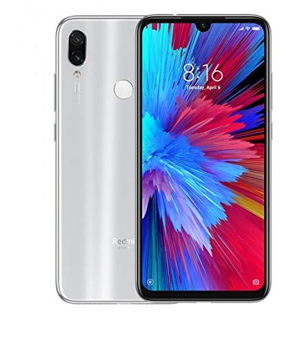 Xiaomi Mi Redmi Note 7s 32gb 3gb Moonlight White Amazon In Electronics