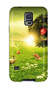 Galaxy S5 WxQtRXz8460xvafm Best Abstracts Tpu Silicone Gel Case Cover. Fits Galaxy S5