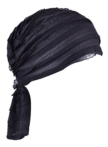 Beanies Coverings Turban Headwear Cancer