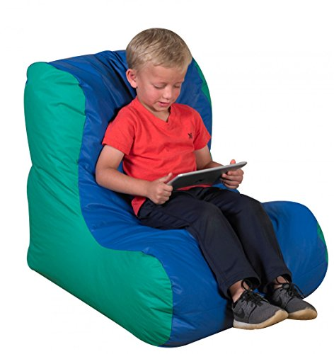 The Children's Factory High Back Bean Bag Chair, 30