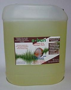 Vitamin E speziell für Diskus 3 Liter e-ban