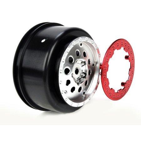 Rear Wheel Set: XXX-SCT, SCB by Team Losi