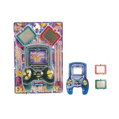 【IKEDA/イケダ】エキサイトハッピーゲーム3 740130 095811 ミニゲーム ハンディタイプ げーむ 子供 遊び おもちゃ
